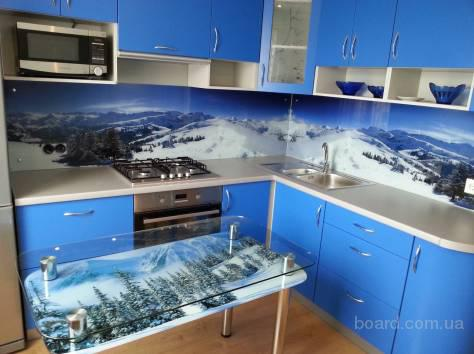 Красивая кухня-уют в доме
