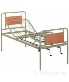 Кровать медицинская функциональная 3-секционная