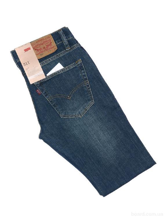Джинсы Levi's 511 slim (новые, от магазина)