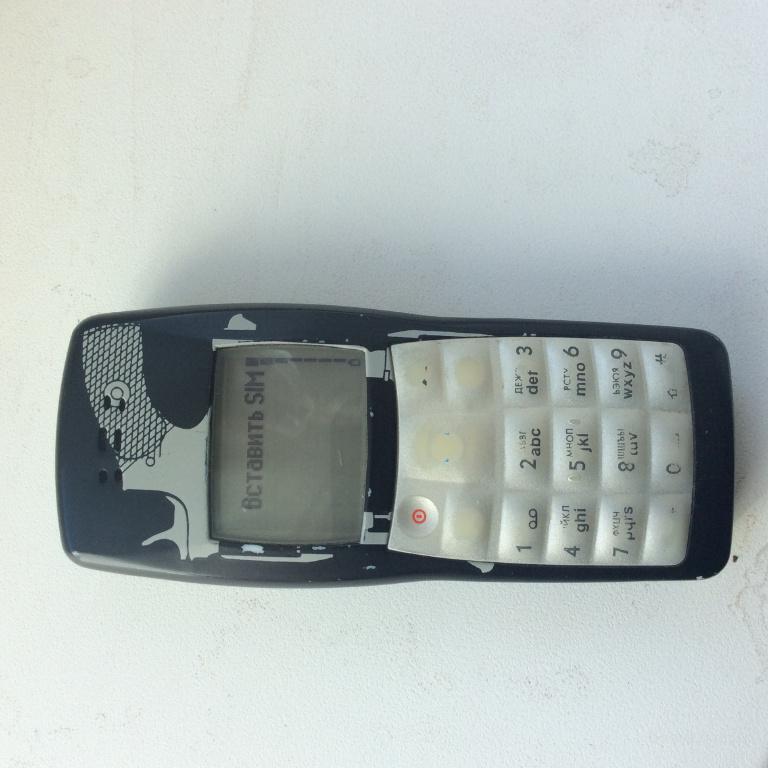 Хит- Nokia 1100.