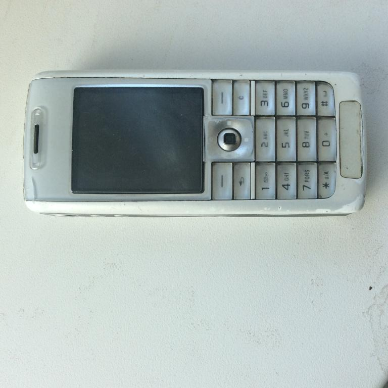 Раритет-телефон Sony Ericsson T630