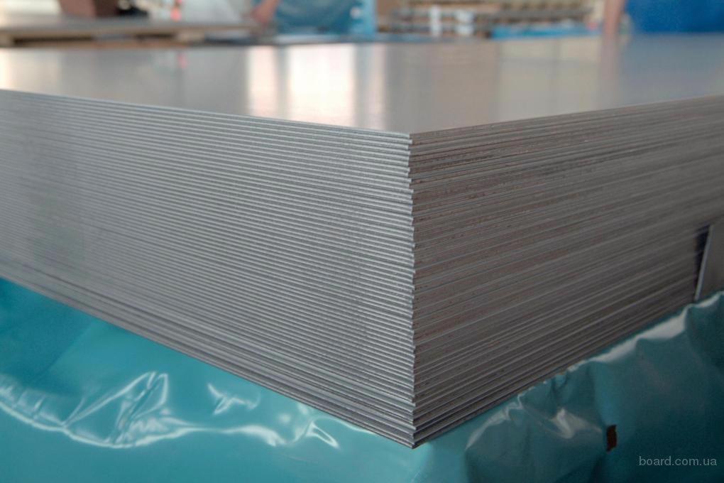 Лист холоднокатаный 0.8x1250x2500 В Наличии! Звоните! Большой ассортимент товаров.