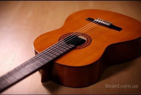 Уроки игры на гитаре! КИЕВ