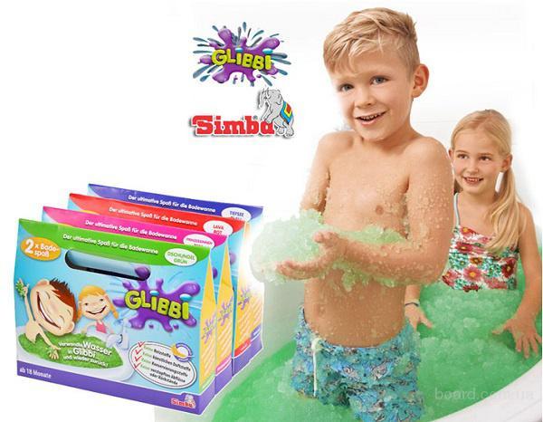 Желе для детской ванны Simba 5955362