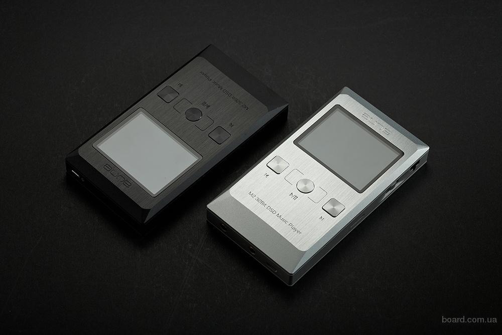 Aune m2 новые портативные DSD player, черный или серебристый.