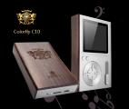 Colorfly C10 новые портативные Hi-Res players, цвет — серебрист. и титан