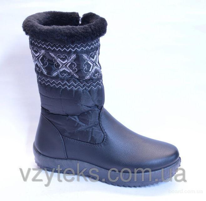 Зимняя женская обувь пвх оптом