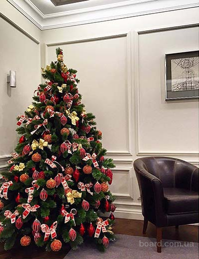 Новогодняя елка 2017