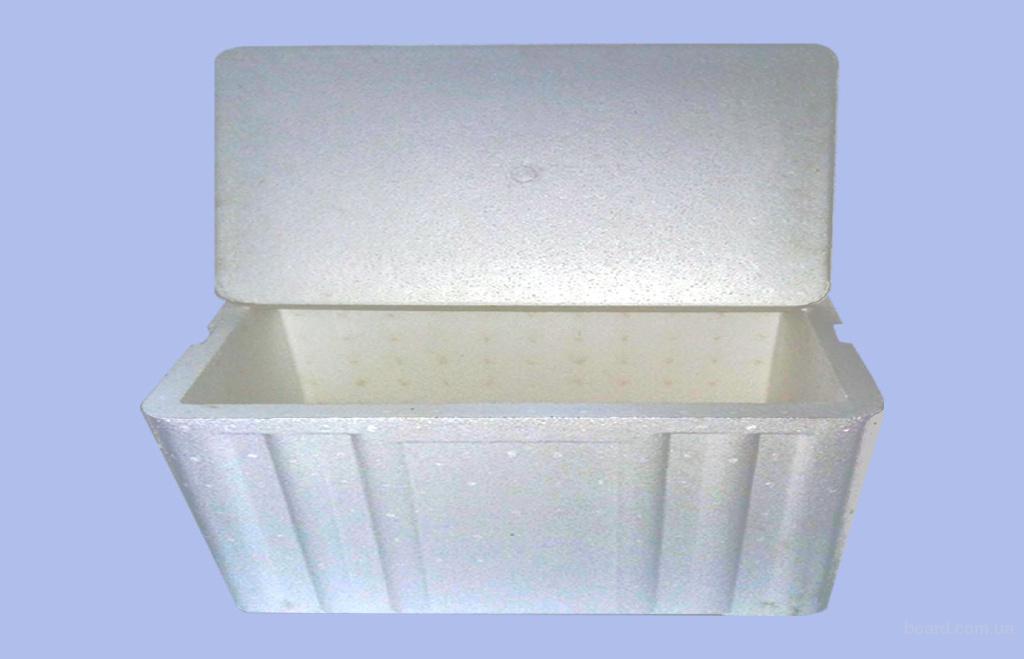 Термоконтейнеры из пенопласта
