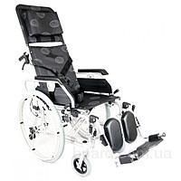 Инвалидная коляска с высокой спинкой Recliner