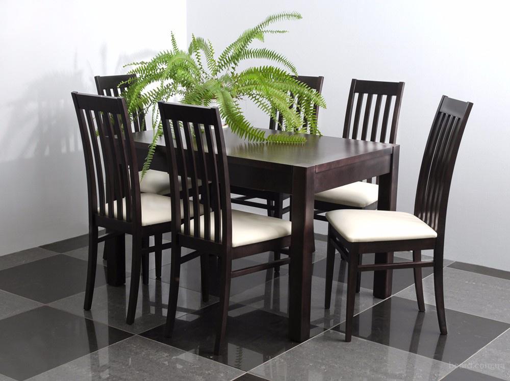 Столы и стулья на заказ в Киеве