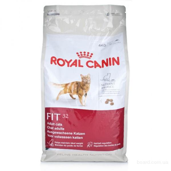 Royal Canin Fit32 Роял Канин фит - суперпремиум корм для котов 2 кг
