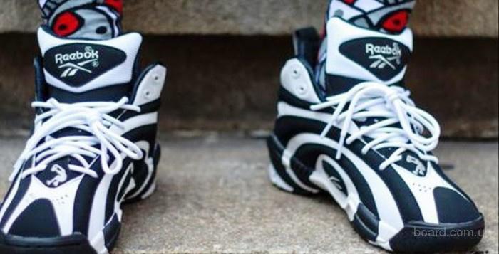 Баскетбольные кроссовки Nike, Reebok, Adidas 100%. Оригинал. Качество - Европа