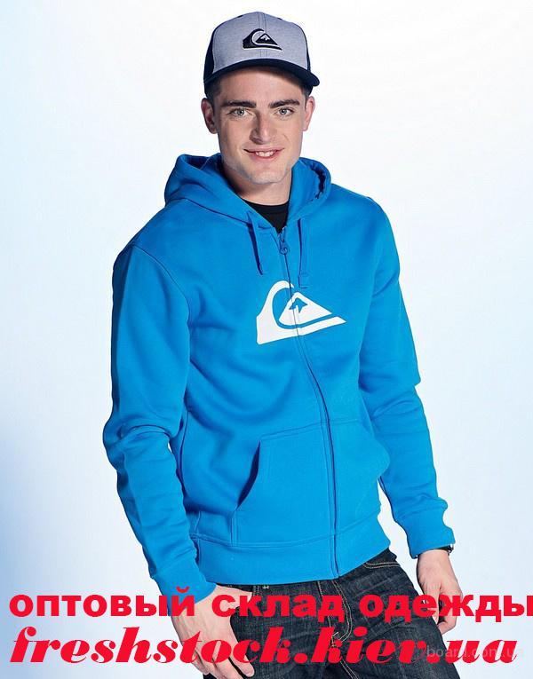 Спортивная одежда Quiksilver, DC, Bench оптом!