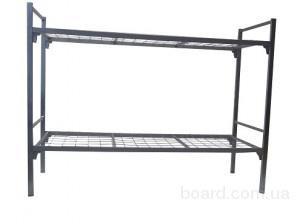 Кровати металлические, Кровати одноярусные, двухъярусные, Кровати железные, Опт.