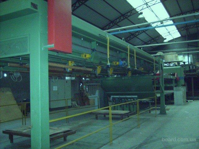 Оборудование завода по изготовлению фанеры