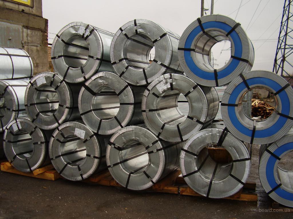 Куплю рулонную сталь