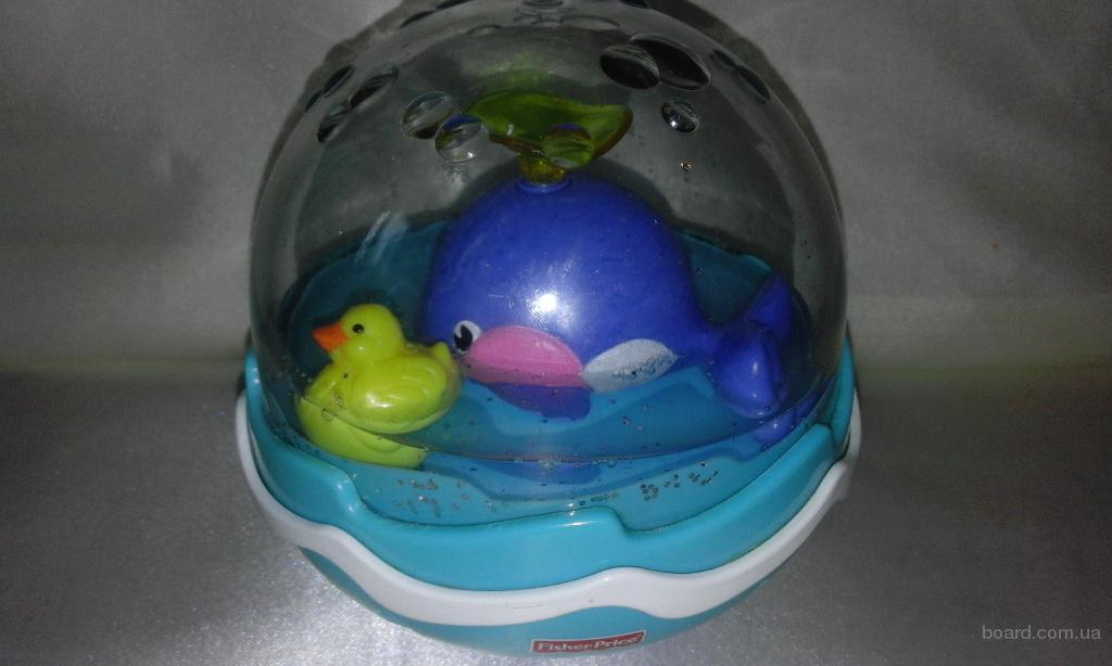 шар для купания от Fisher price