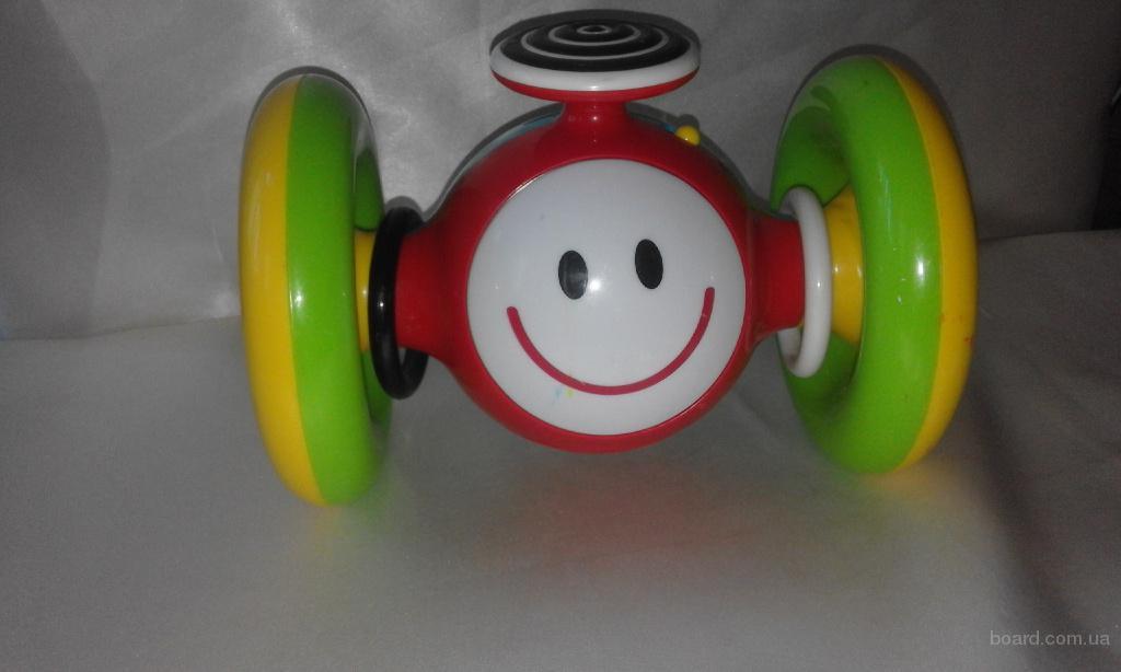 развивающая игрушка ползунок-догонялка