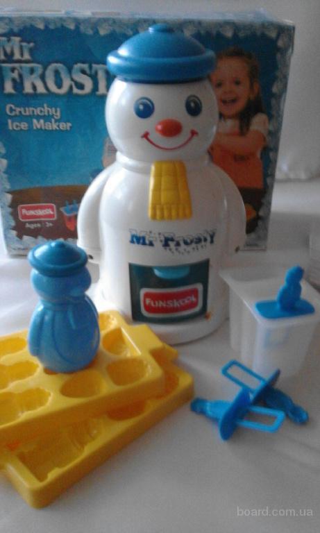 Игра Mr Frosty от Hasbro