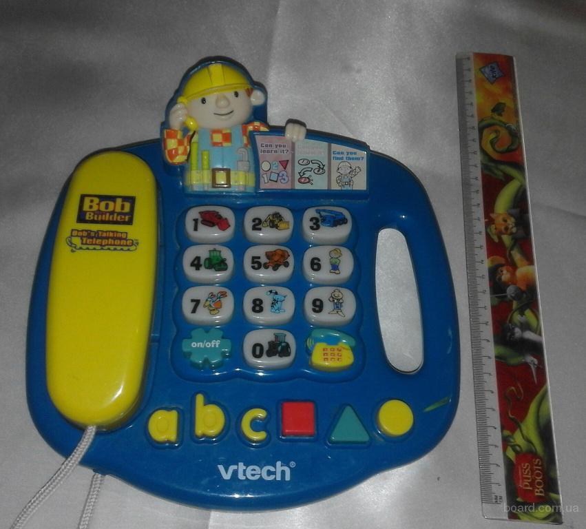 обучающий телефон от Vtech, оригинал
