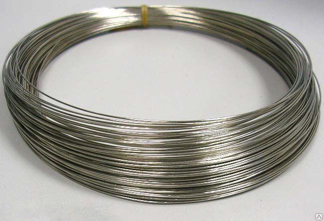 Проволока пружинная 0.5 ГОСТ 9389-75 Большой ассортимент товаров.
