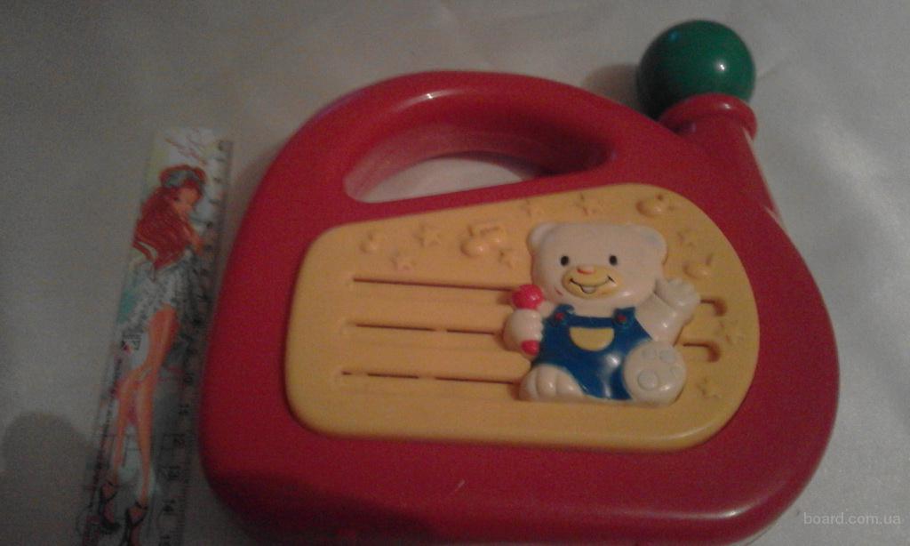 Музыкальный плеер для малышей