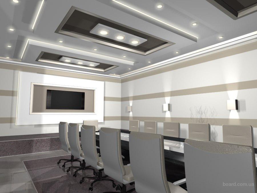 Дизайн офиса, ресторана, кафе, клуба
