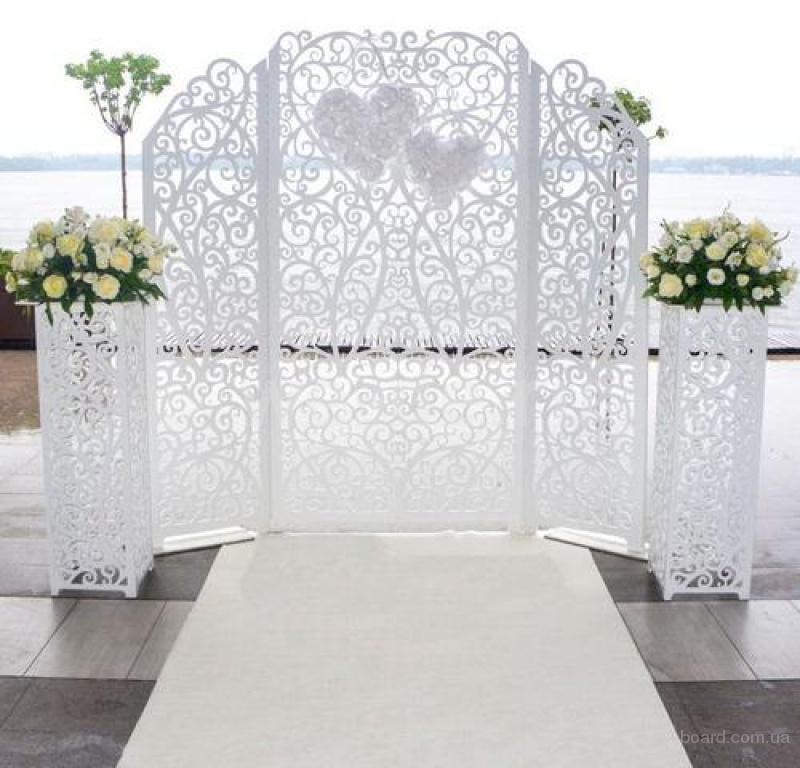 Свадебный декор недорого