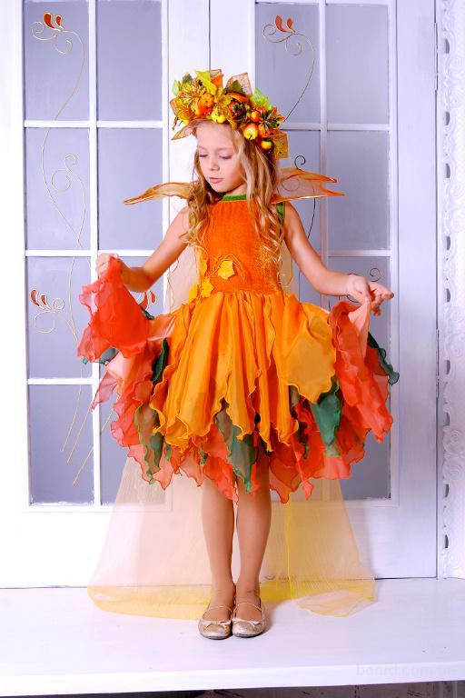 Прокат костюмов к Осенним праздникам для детей