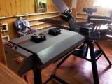 Продам комплект шелкотрафаретного оборудования качественное