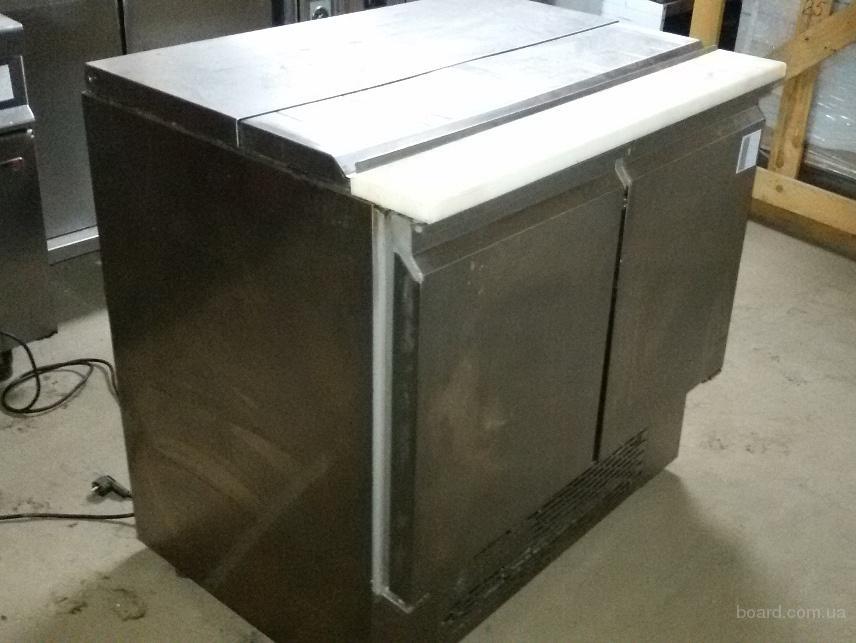 Холодильный стол б/у для ресторанов кафе