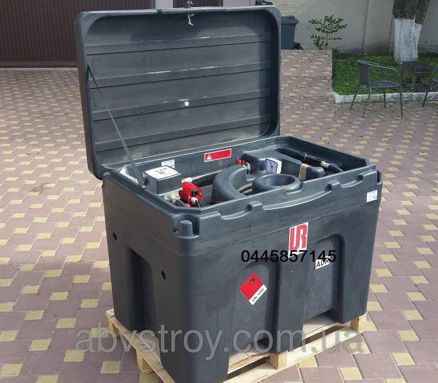 мобильная АЗС, Емкость для перевозки топлива