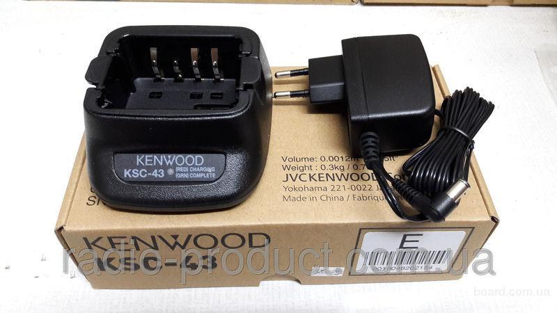 Kenwood KSC-43, универсальное зарядное ус-во