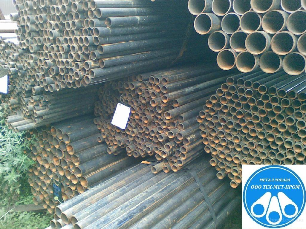 Металлобаза ООО «ТЕХ-МЕТ-ПРОМ» предлагает трубы водогазопроводные и цельнотянутые в ассортименте: