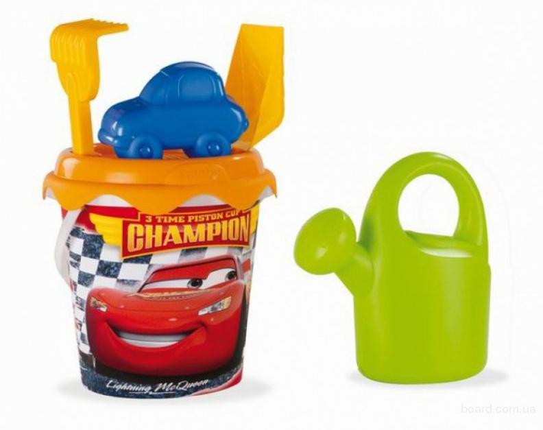Игровой набор для песка Cars Smoby 40116