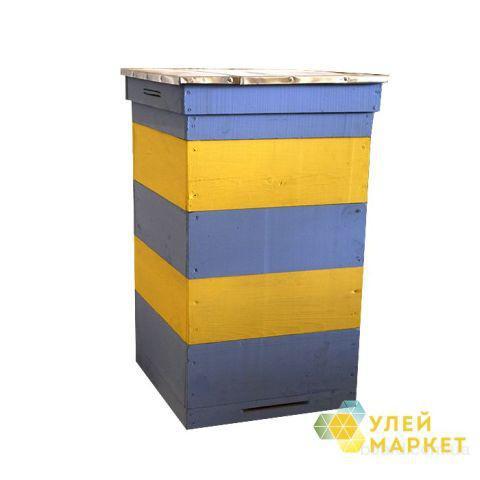 Купить улей 12-ти рамочный 145 мм dadan300.com