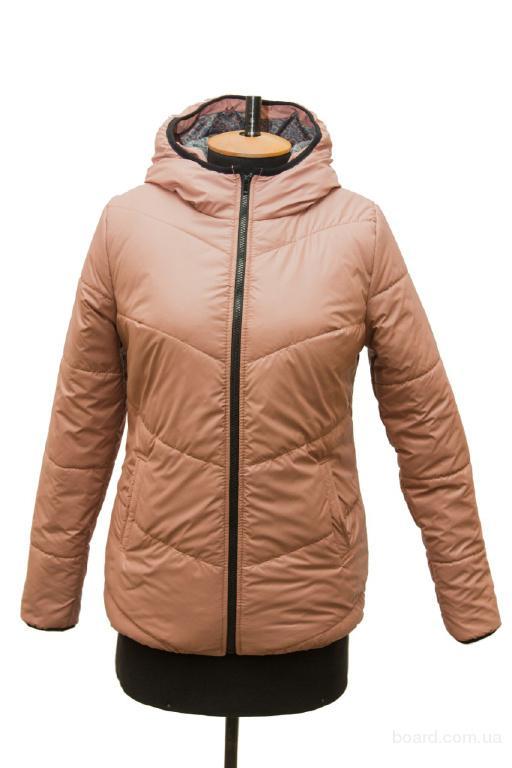 Куртка женская зима 2016 фрез