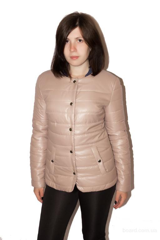 Куртка женская на кнопках