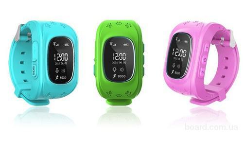 Умные детские часы с GPS-трекером Q50. Киев (Оболонь)
