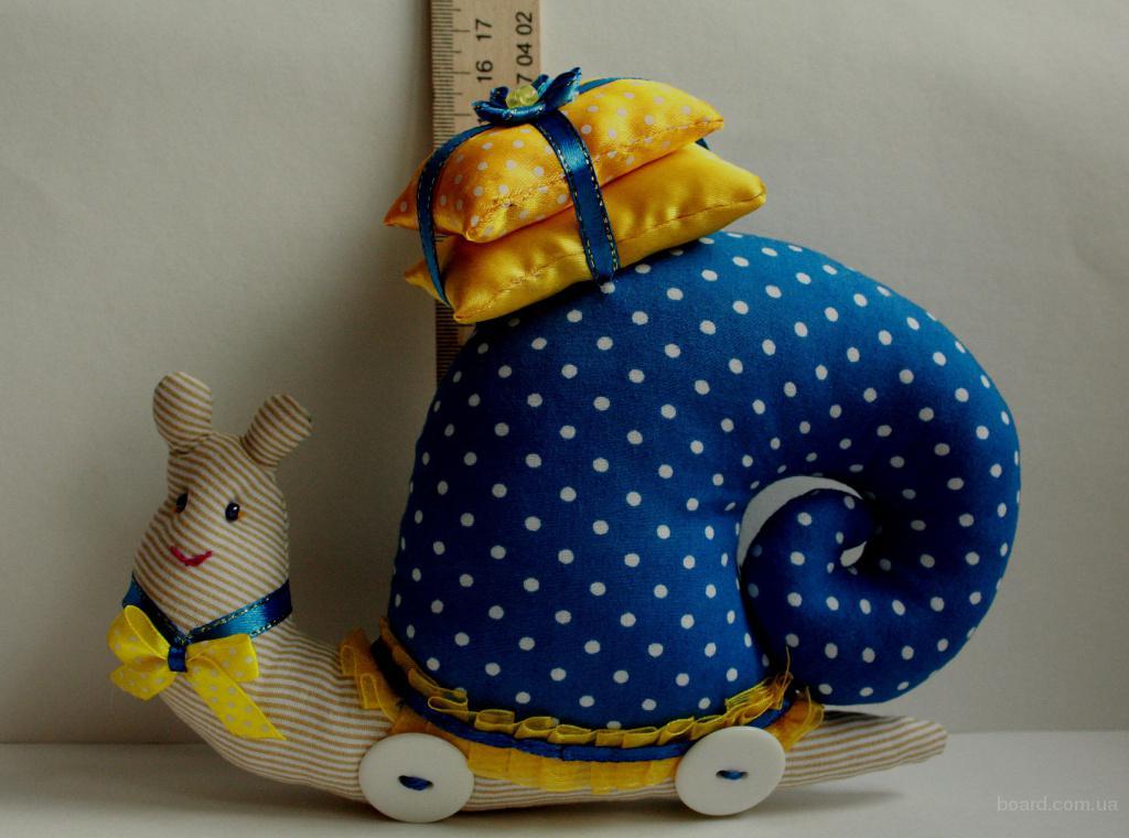 Равлик іграшка ручна робота