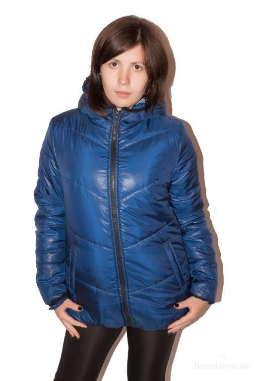 Куртка женская зимняя 2016