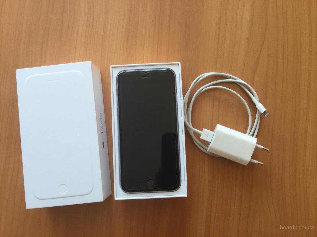 Продам новый IPhone 6 16 gb