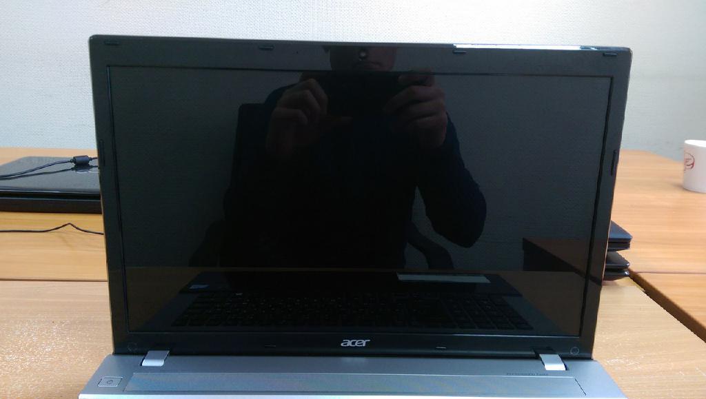 Отличный ноутбук от Acer