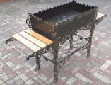 Продам мангал металический