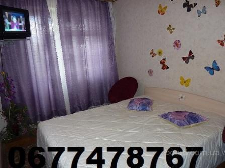 Посуточно Одесса Суворовский р-н 1,2,3,комнатные квартиры отчетные документы 3 группы от хозяйки