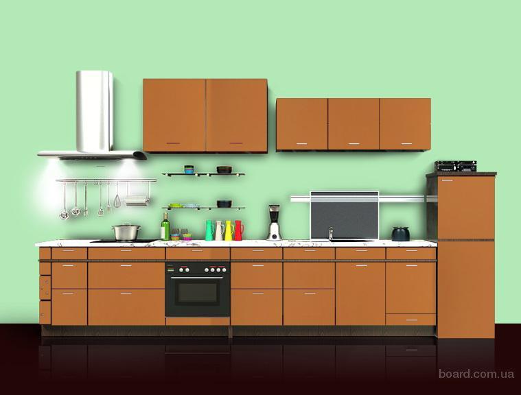 Кухонные шпонированные фасады на заказ! Доставка по Украине