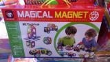 Украина.Детский магнитный конструктор Magical Magnet 40 деталей (Меджикал Магнет)