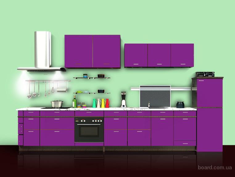 Фасады шпонированные кухонные. Широкий ассортимент
