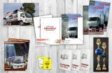 Изготовление буклетов, каталогов, конвертов, бланков, папок, флаеров, визиток Киев